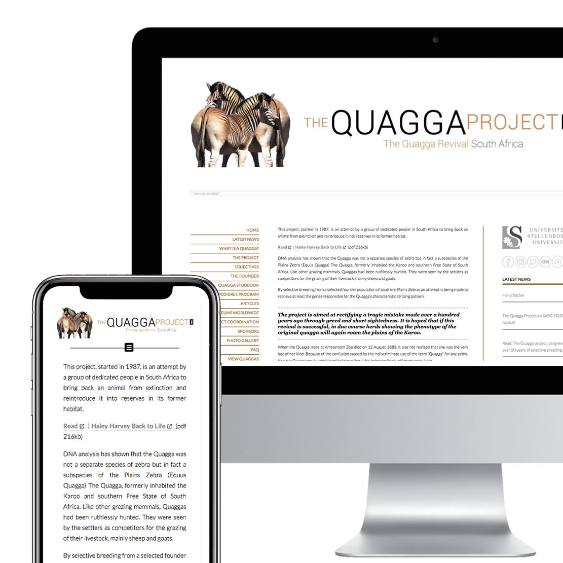 Quagga Project