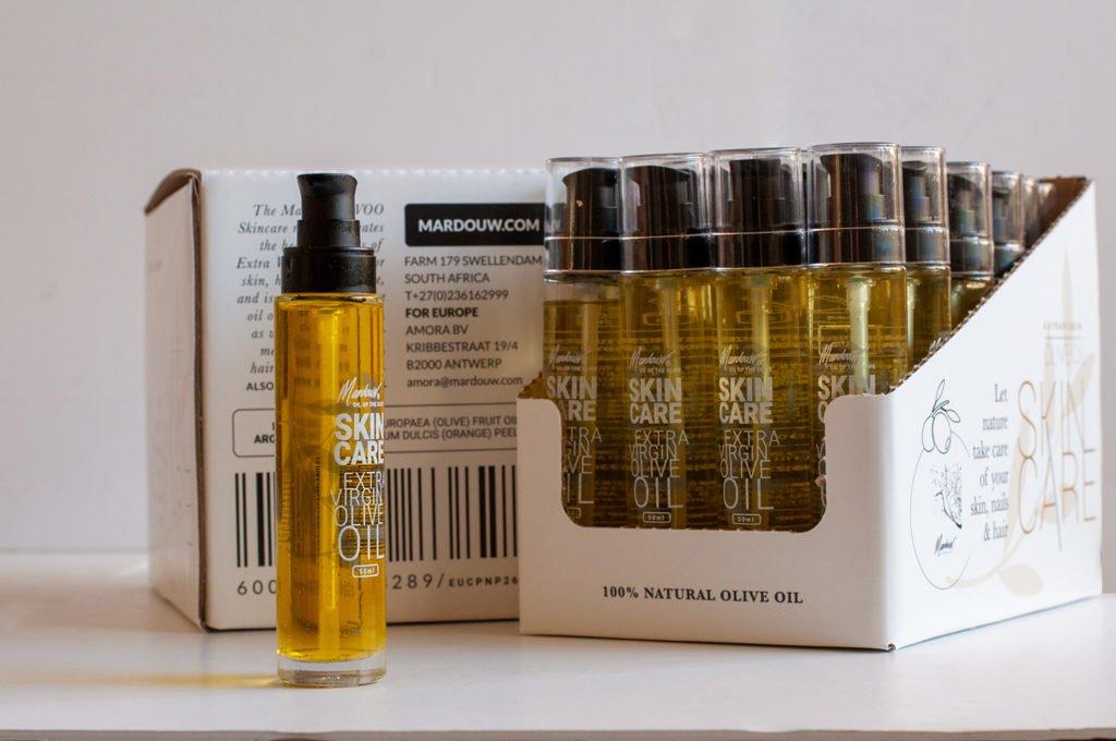 Packaging design olive oil