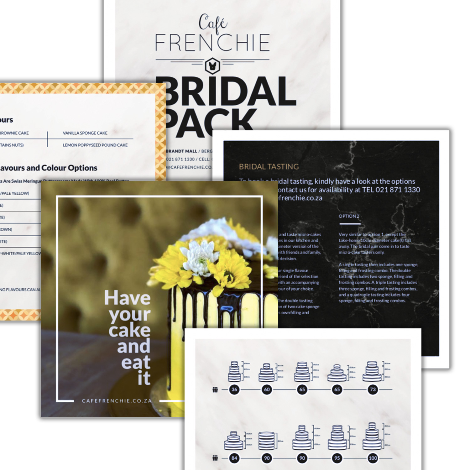 Bridal Pack Graphic Design