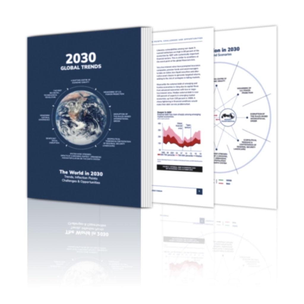 Graphic design for print publications